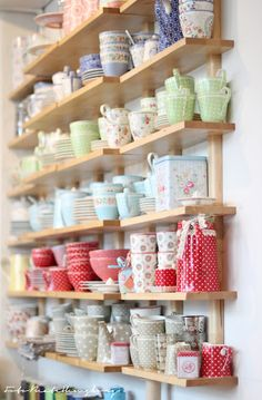So many pretty GreenGate patterns!