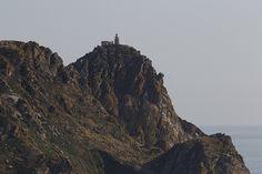 Isla del Faro, desde el Alto del Príncipe, en Monteagudo. http://www.vivirgaliciaturismo.com/senderismo-en-islas-cies/