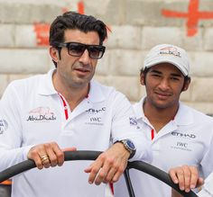 Abu Dhabi Ocean Racing team taste glory at the home of IWC's Portuguese watches.