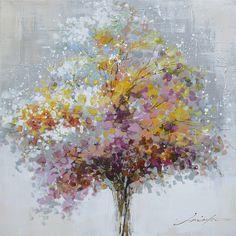 PASTEL TREE -taulu. #sisustusidea #sisustaminen #sisustusinspiraatio #askohuonekalut #sisustusidea #sisustusideat