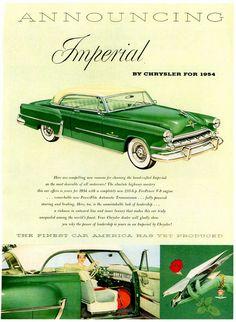 1954 Chrysler Imperial Newport