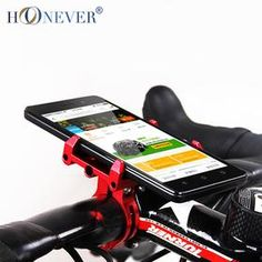 5Colors Universal Aluminum Bicycle Handlebar Mount Holder For Smartphones