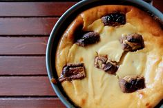 peanut butter cheesecake recipe