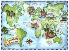 Candace Rose Rardon - map_brenna