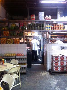 Tacombi kitchen