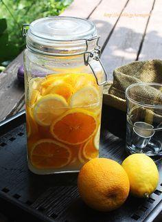 ジューシーオレンジレモネード♪ by タラゴン (奥津純子)   レシピサイト「Nadia   ナディア」プロの料理を無料で検索