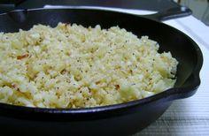 Cauliflower Rice madebyjayne.com