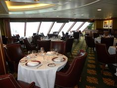 Polo Grill on the Oceania Cruises' Marina