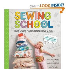 hand sewing projects for kids