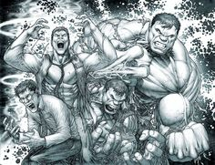 Hulk | Dale Keown