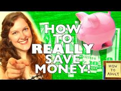 To REALLY Save Money, Do These 5 Things (How to Save Money & Budget)! - 27 - YouTube