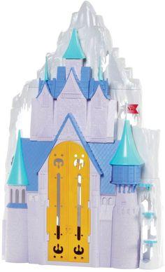 Disney Frozen 2-in-1 Castle Playset