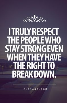 and i think i broke down today. Words Quotes, Me Quotes, Motivational Quotes, Inspirational Quotes, Strong Quotes, Famous Quotes, Happy Quotes, Amazing Quotes, Great Quotes