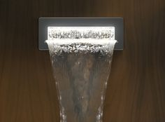 Ispa shower waterfall by Gessi