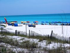 Beautiful Orange Beach, Alabama  My favorite beach and site of our annual family reunions!