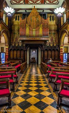 King's College London Chapel - II