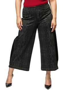 Feel like your best self in business casual looks by Canadian Designers - 3 Toronto Boutiques + Online Canadian Clothing, Selling Online, Spring Summer 2018, Wide Leg Pants, Business Casual, Online Boutiques, Dark Grey, Casual Looks, Toronto