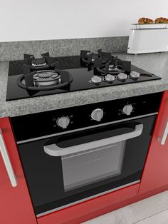 ART50214 Oven And Hob, Put Together, Kitchen Appliances, Home, Diy Kitchen Appliances, Home Appliances, Ad Home, Homes, Kitchen Gadgets