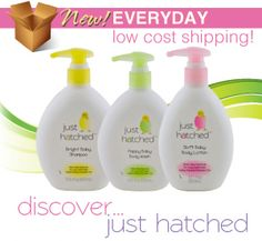 Natural Organic Baby Products