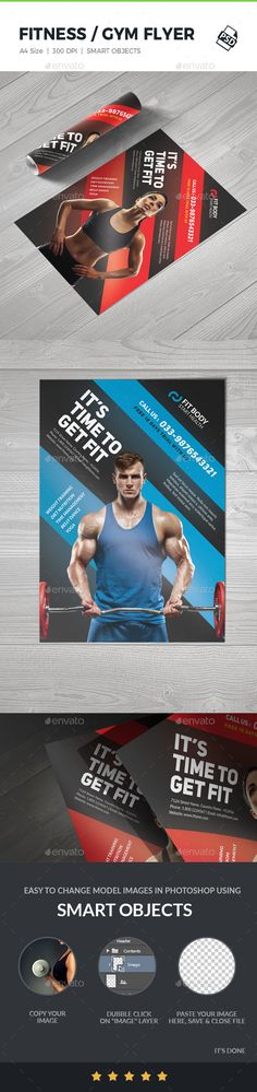 #FitnessFlyer - Sports Events
