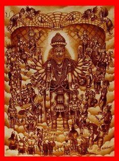 Namo Shri Narasimha