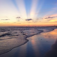 Sunset on Sullivan's Island