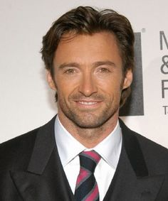 Hugh Jackman Makes Funny Faces