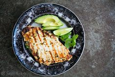 Grilled Cilantro Lime Chicken on Simply Recipes