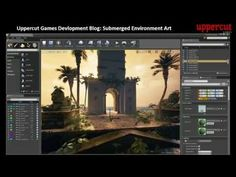 Submerged Developer Diary #1: Texture painting with Unreal Engine 4 - YouTube