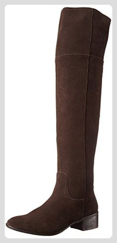 33ad8af6edd Steve Madden Women s Tyga Motorcycle Boot  Tall boot featuring decorative  seaming and optional fold-over cuff Stacked heel Instep zipper