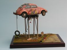 R.A.D. Builds Roadside Attractions Series