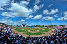 Port St. Lucie... Spring training home of the NY Mets. (not a fan btw....lol) and the place where most of my elderly relatives have and or currently reside. :)