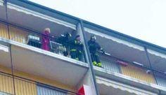 Ossola24 - Non risponde alle chiamate ed accusa un malore, intervengono i vigili del fuoco ed il 118