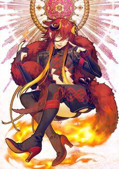 Thoth | Kamigami no Asobi #anime | Kamigami no Asobi | Pinterest ...