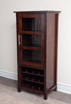 Avalon 12 Bottle Wine Cabinet