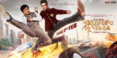 Kung Fu Yoga trailer Is None Than A roller Coaster Ride