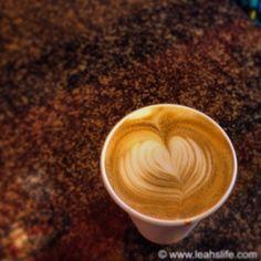 Cappuccino @ Simons Coffee Shop
