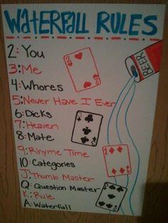 rules of kings card game