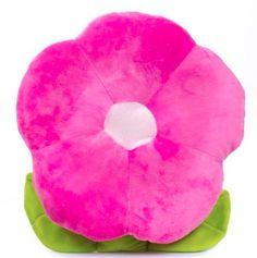 Cojín Flower. Convierte la recámara de tu hija en un jardín de rosas con este suave cojín Starhaus en forma de flor. Es de textura suave y acolchonada, excelente para un contexto tierno. Es muy resistente gracias a los materiales con los que está fabricado. Sus colores verde y rosa, encierran sentimientos de dulzura para convertirlo en el juguete predilecto de tu hija.  Deja que este cojín Starhaus en forma de flor conquiste tu corazón y el de tu familia.
