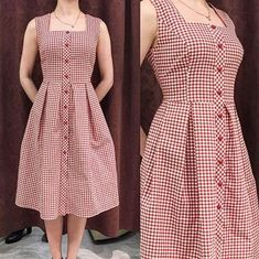 Cute Dresses, Tops, Shoes, Jewelry & Clothing for Women Stylish Dresses For Girls, Simple Dresses, Cute Dresses, Vintage Dresses, Casual Dresses, Dresses For Work, Kurti Designs Party Wear, Kurta Designs, Blouse Designs