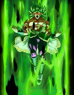 When you realize the vitamins you take help in strength Dragon Ball Gt, Dragon Ball Image, Broly Ssj4, Majin, Wallpaper Animé, Broly Movie, Super Anime, Otaku, Fan Art
