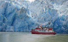 Best of Chilean and Argentine Patagonia - Premium Tour » Cascada Expediciones