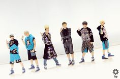 LC9 Group - AO ♥ last to the right