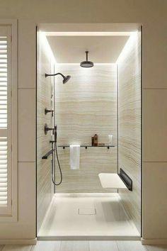 Small minimalist bathroom