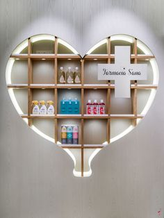 Sweetheart Pharmacy Interiors : Madrid Pharmacy