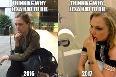 Keep thinking, Clarke. Maybe one day, we will get our answer.
