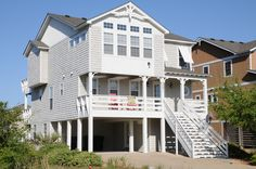 Nags Head Vacation Rental: Three Palms 406 |  Outer Banks Rentals