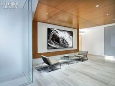 She'll Take Manhattan: Lauren Rottet Designs an Investment Firm's NYC Headquarters, Corporate Design, Corporate Interiors, Office Interiors, Interior Office, Interior Design Magazine, Interior Design Inspiration, Commercial Interior Design, Commercial Interiors, Lobby Interior