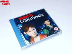 On instagram by ophion_games #dreamcast #microhobbit (o) http://ift.tt/2ojeMD2 absolute classic RE game!  #residentevil #codeveronica #re #survivalhorror #survival #horror #classic #retrogaming #retro #vintage #gaming #gamer #collection #collector #capcom #eidos #sega  #segadreamcast #awesome #amazing #instagaming #picoftheday