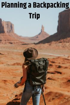 How To Plan A Backpacking Trip - Travel Destination Ideas Travel Guides, Travel Tips, Voyager Seul, Single Life, Hiking Tips, Backpacking, Travel Destinations, Road Trip, How To Plan
